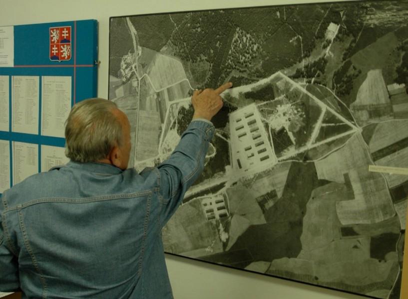 prohlídka Muzea 3. odboje v Příbrami